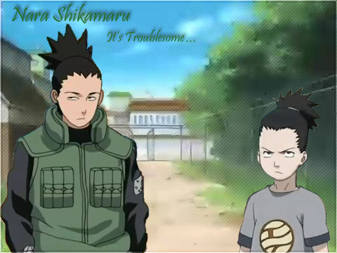 Shikamaru by HyuugaTenten