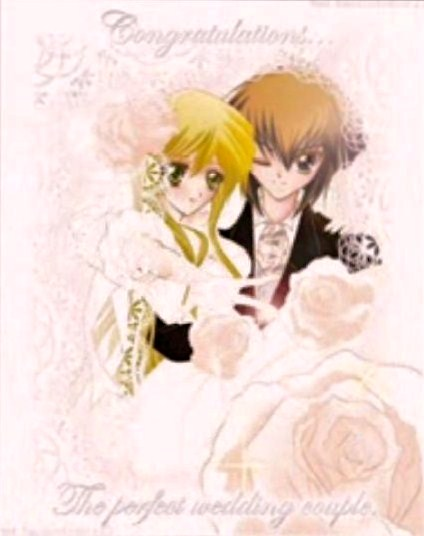 Jaden and Alexis Wedding Pict. by tetsigawind