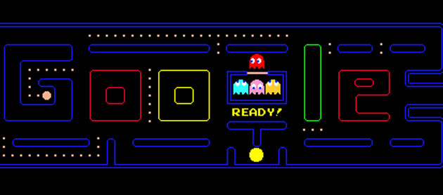 Pac-Man 30th annivsary by tetsigawind