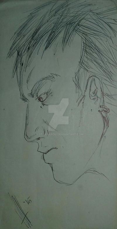 profile doodle by KottaYarou
