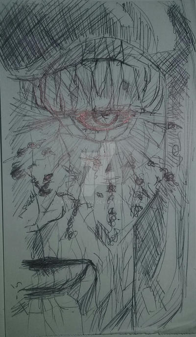 villain doodle 2 by KottaYarou