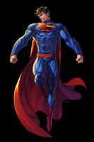 Justice League Superman by Haje714