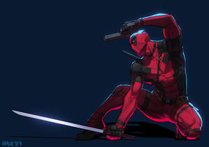 DEADPOOL fanart