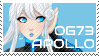 apollo stamp by TheAngelBox