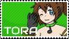 Tora Stamp by TheAngelBox