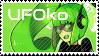 ufoko stamp by TheAngelBox
