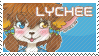 Lychee Stamp by TheAngelBox