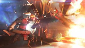 Freak Fortress 2: Team Killer Vs. Devil Witchy