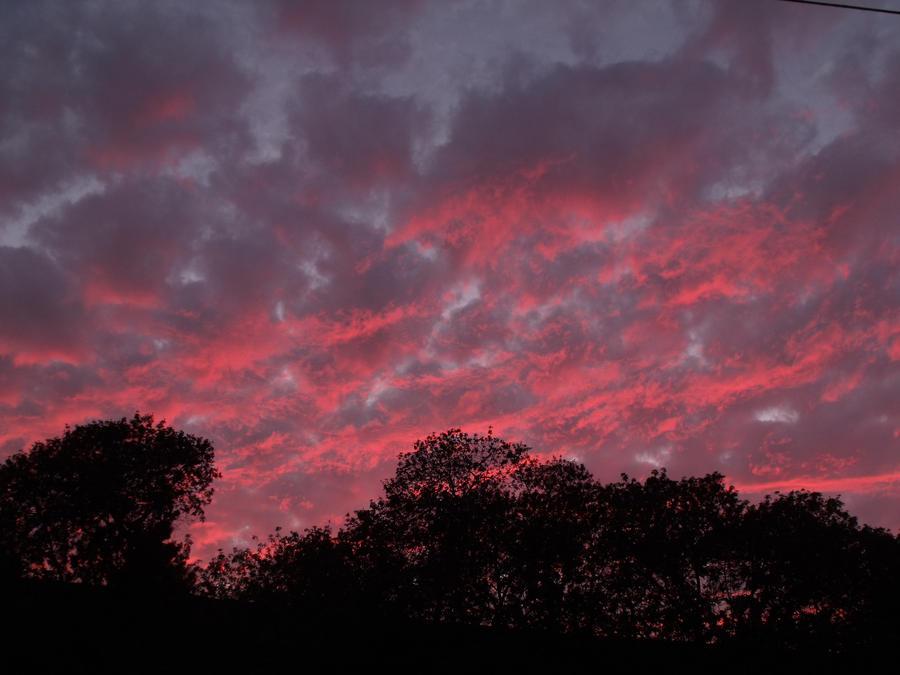 California sky by Urmar