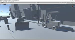 2.5D Environment design-View2