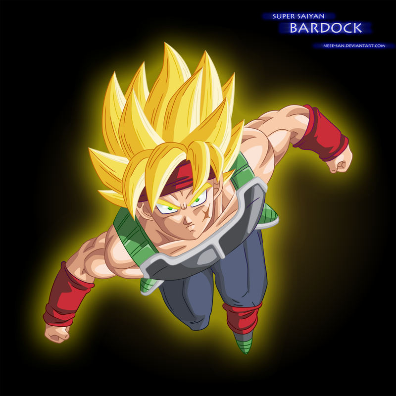 .: Super Saiyan Bardock :. by Tsukineesan on DeviantArt