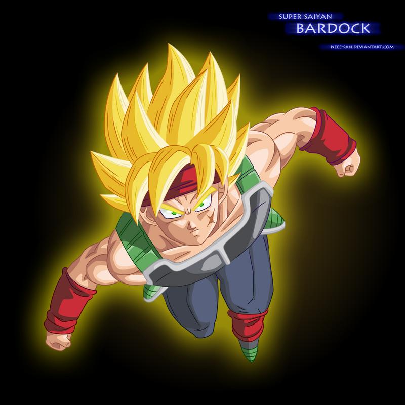 bardock super saiyan - photo #22
