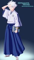 .: Young Toshiro :. by Tsukineesan