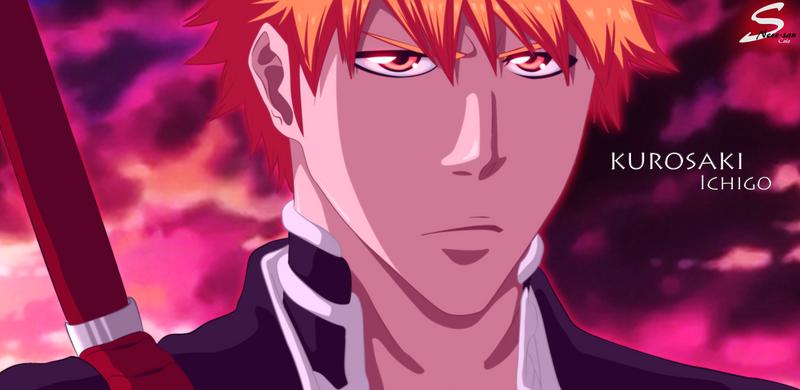 .: Bleach 479 - Ichigo :. by Tsukineesan