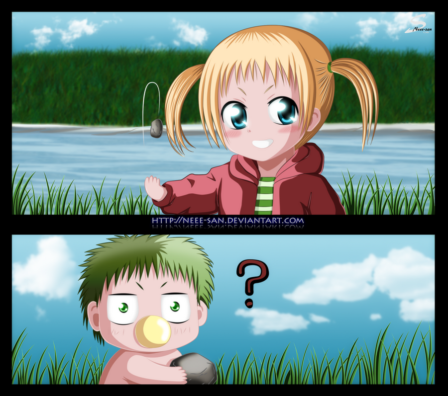 .: Beelbo and Futaba :. by Tsukineesan
