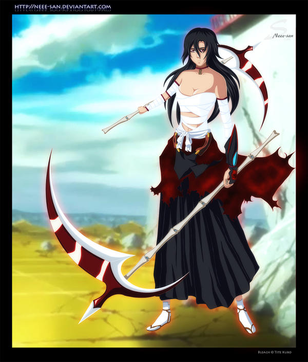 Oc Captains On Bleach Oc Characters: Kuchiki Ayumi Bankai :. By Tsukineesan On