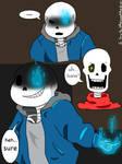Undertale comic: Spaghetti pg 2