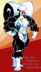 Sabby Hulk by Cheetaur