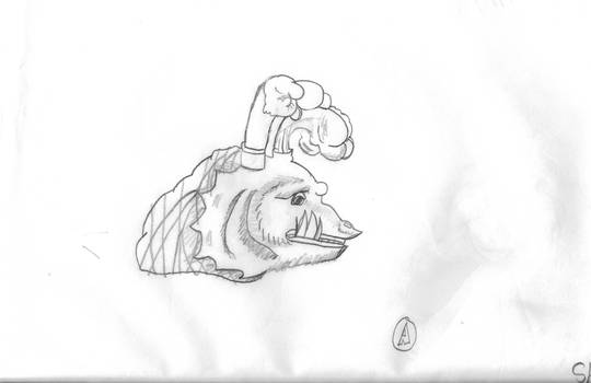 Sea Monster 1