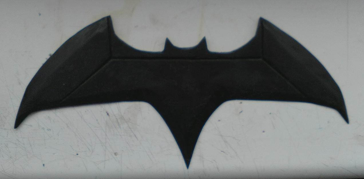 Batman v Superman: Dawn of justice batarang #7 by FosterFrenzy on ...