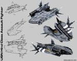 USN Hind Class Assault Craft