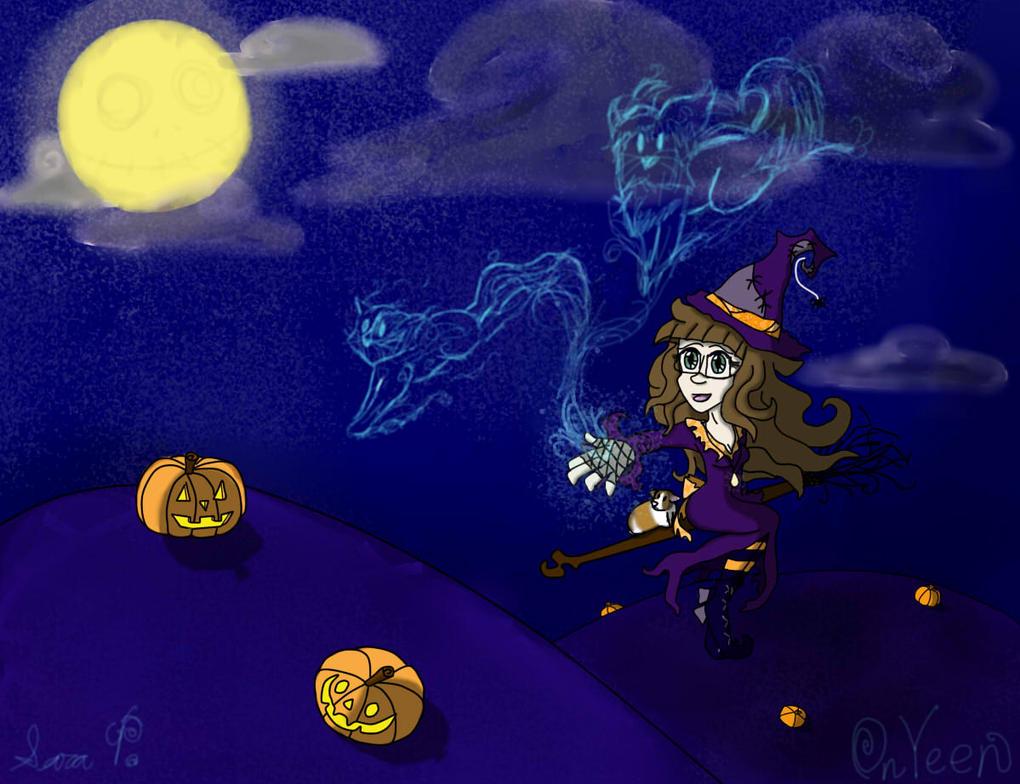 0nYeen Spooks by 0nYeen