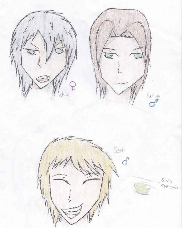 My Oc:Antagonists Colored  Oc__shiva__harlum__n_seth_by_carlyboo11-d3cqjuz