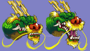 Dragon Smiles