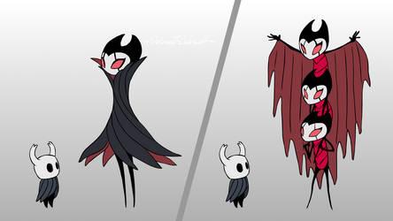 Hollow Knight - Grimm's true form...?