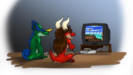 Crocodiles - Game Night