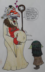 Rian Knocked Up SkekGra by JoshXMattFoxes73