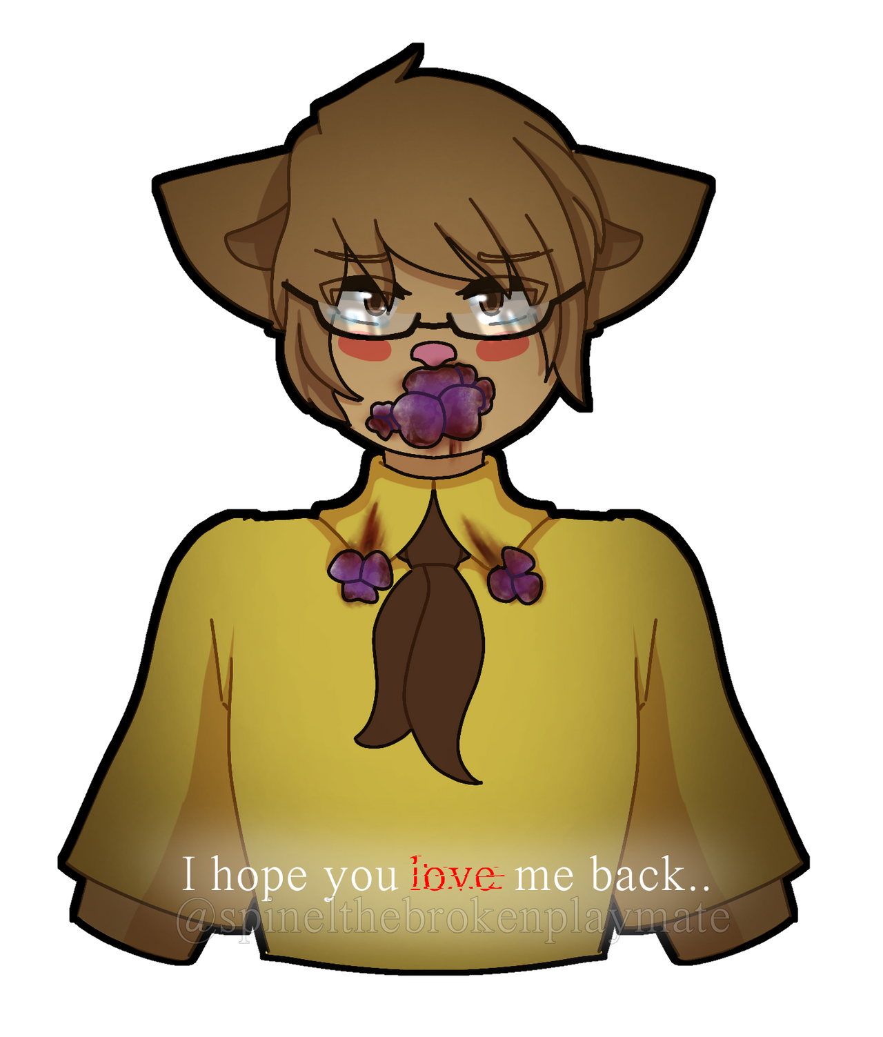 Give Me Back Roblox I Hope You Love Me Back Roblox Piggy By Sylveonplaysroblox On Deviantart
