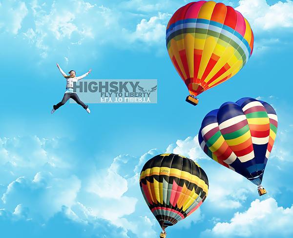 Sky High by stmplh