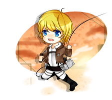 Armin by Roslue-chie