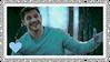 Eddie Brock Stamp by Venoms-Lil-Nibble