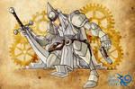 Sylvar Silvermane new armor