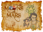 A Walk under the Moons of Mars - Cover