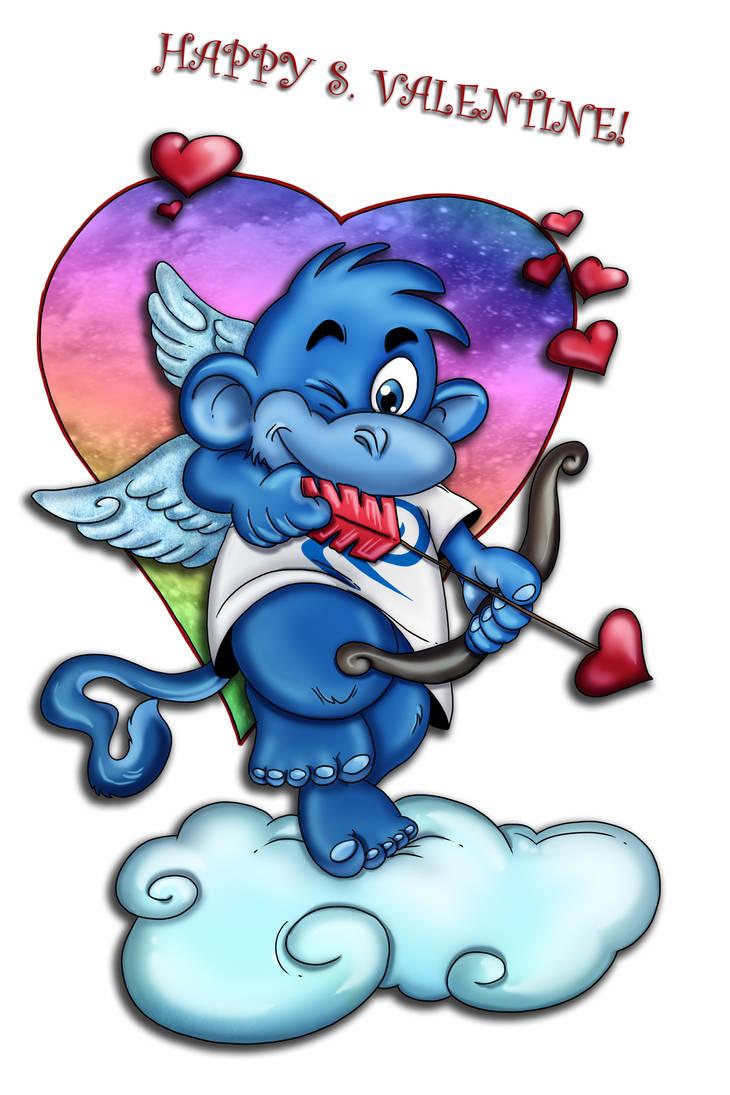 Mokey Valentine