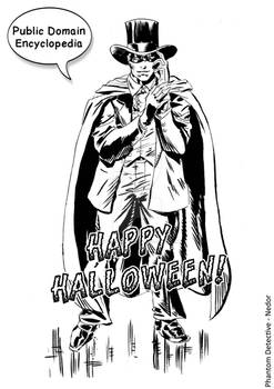 PDE - Phantom Detective - Halloween 2015
