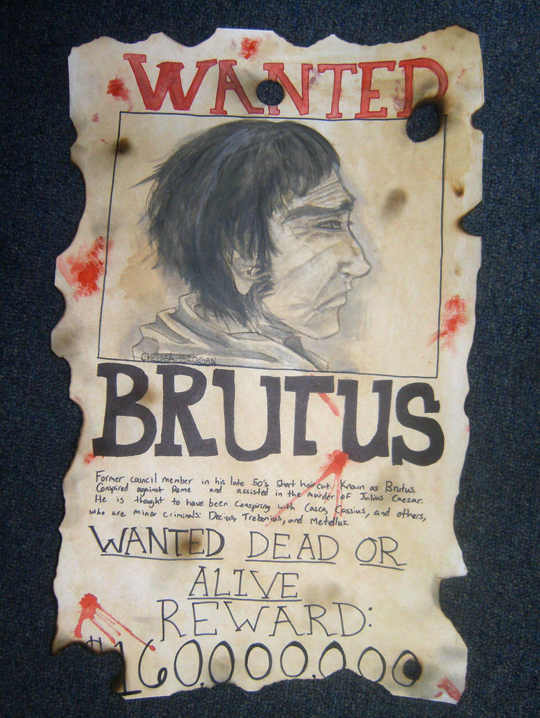 the tragic flaws of marcus junius brutus Marcus junius brutus: an honorable and tragic roman characteristics of brutus as mark antony states in his speech to the roman people tragic flaws of brutus.
