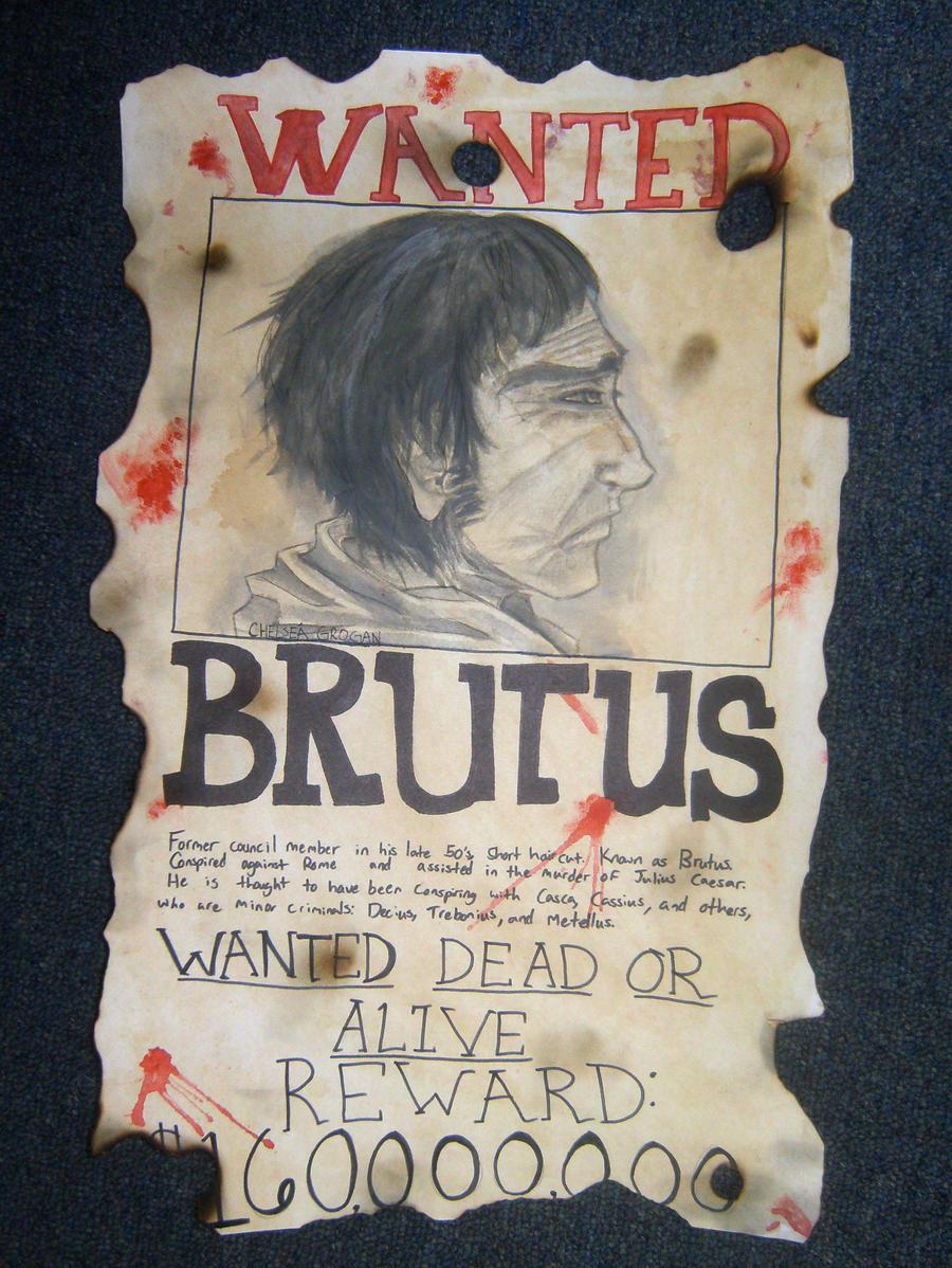 determining the tragic hero between julius caesar and marcus brutus