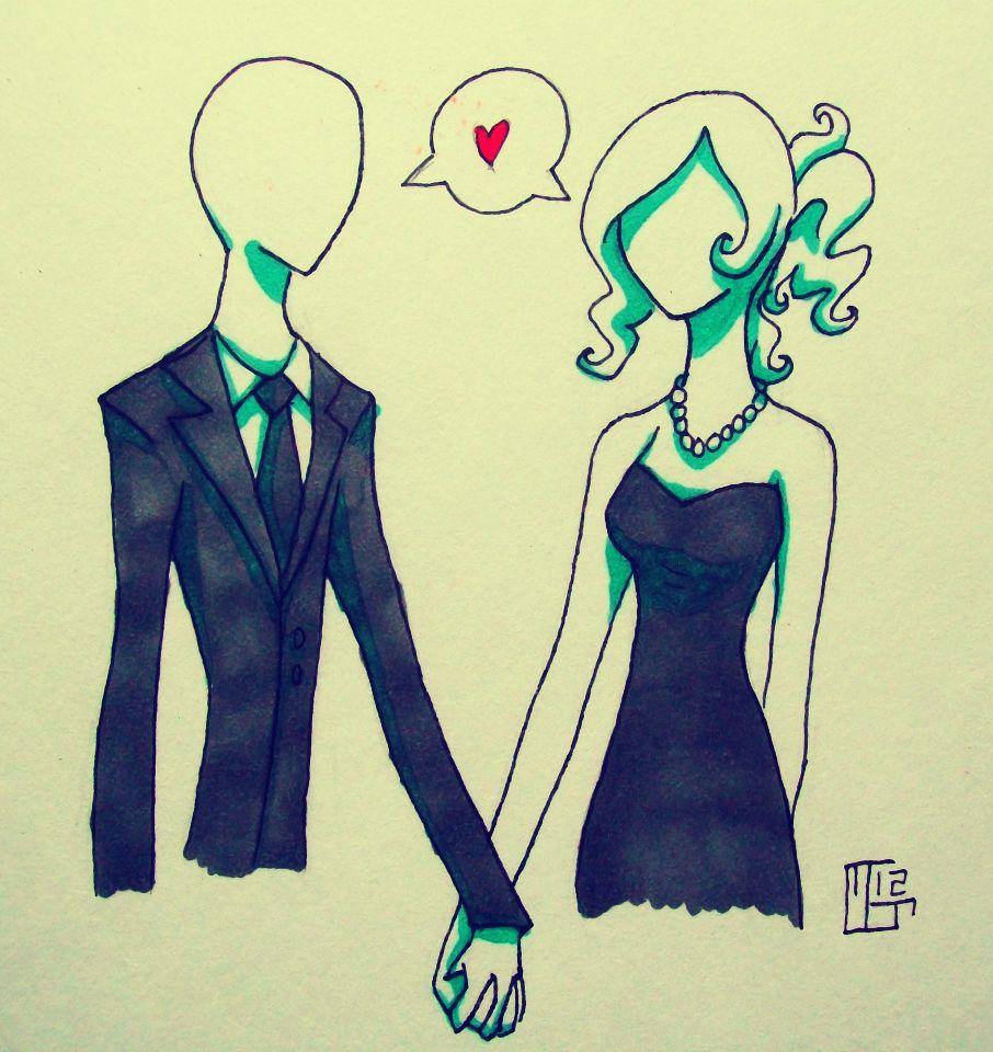 TheOriginFiles Slendy_couple_by_kaweki-d5aq5pw