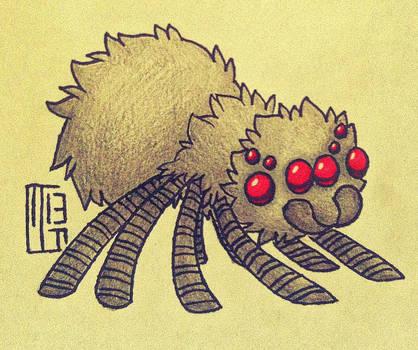 Minecraft Spider by Ferwildir