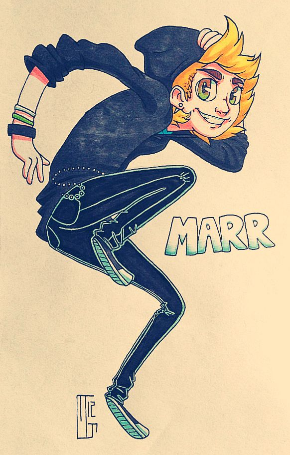 Marr by MGMaguire