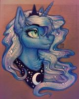 Princess of the Night by Ferwildir