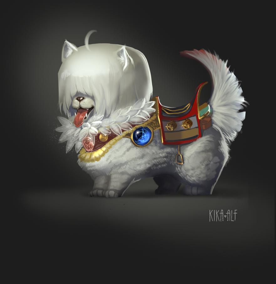 Doggi by Kika-alf
