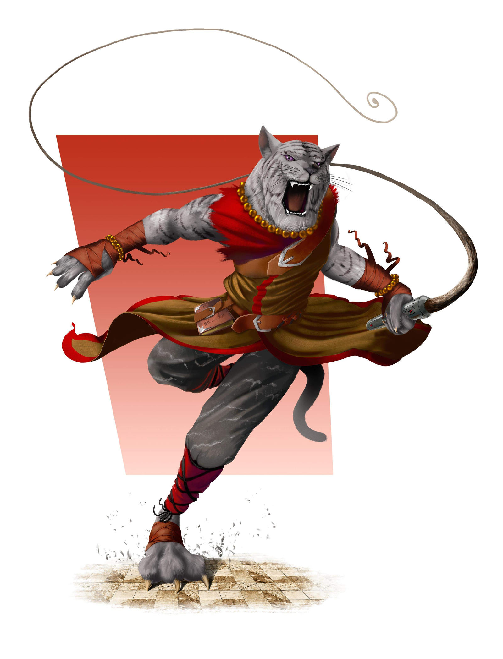 Zyran Tabaxi Monk By Goodbloke85 On Deviantart Does anyone know how cat claws and monk attack's really work? zyran tabaxi monk by goodbloke85 on
