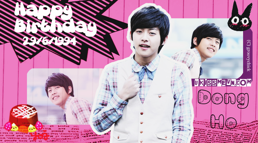 dongho banner by Dongn