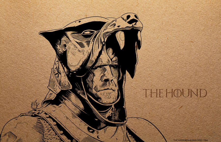 The Hound by kevinkosmo