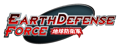 Earth Defense Force Logo by JuCstin
